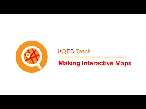 Making Interactive Maps
