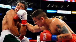 Marcos Maidana vs Victor Ortiz - Highlights (KNOCKDOWNS & KNOCKOUT!)