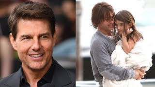 Tom Cruise's Daughter Is 12 Years Old, But He hasn't Seen Her In Years