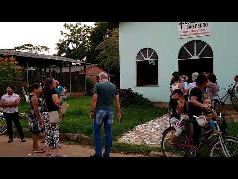 Procissão de Nossa Senhora de Nazaré Brasiléia