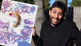 Download Anwar Jibawi Comedy - Is this a $50,000 Painting? - Anwar Jibawi