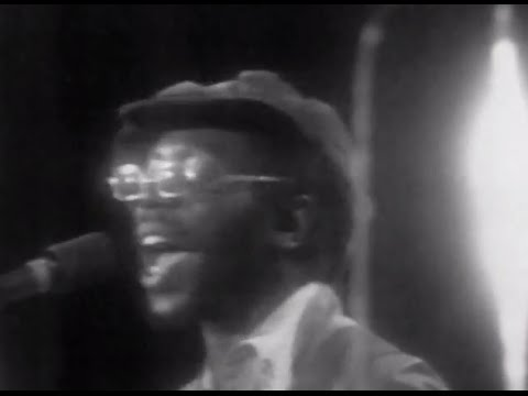 Curtis Mayfield - Freddie's Dead - 11/2/1972 - Hofstra University (Official)