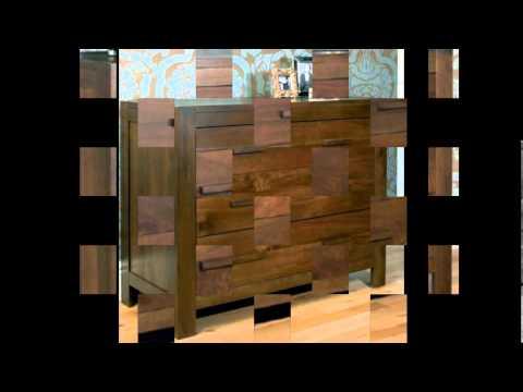 www.brandedfurnituredirect.co.uk Lyon Walnut Bedroom Furniture by Bentley Designs