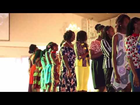 AFRICAN KIDS & TEENS FASHION WEEK 2016