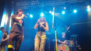 LINA Live - Egal feat. Louis Held