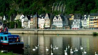 Cochem-Mosel river -Germany