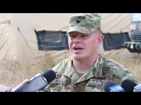 25th Infantry Division soldiers move into Queensland