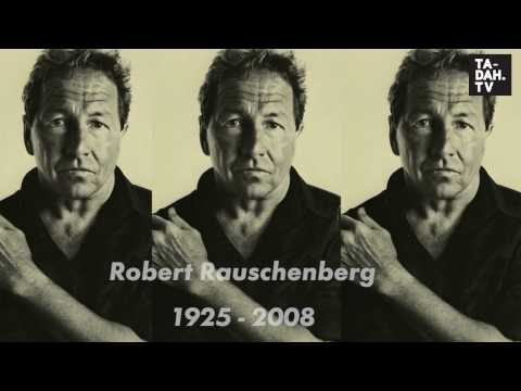 Art Review: Robert Rauschenberg Exhibition at Tate Modern by Charlie Porter
