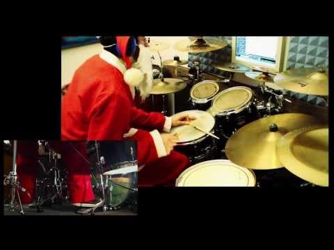 Merry Christmas, Merry Christmas Home Alone 2 Drum  Jam on Soundtracks