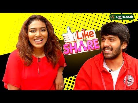 I Am A Big Fan Of Sridevi - Actress Risha   PART 2   VJ Pappu   Like & Share   03/12/2017
