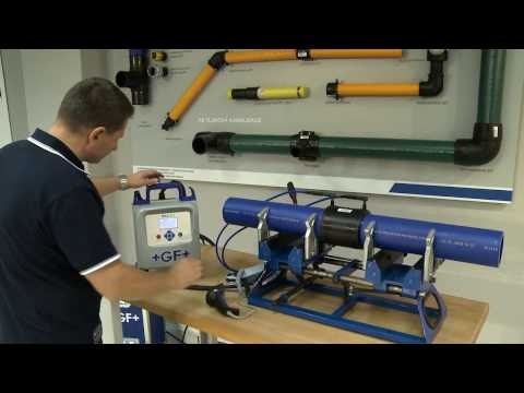 Instructions For Welding PE Pipes Using Electrofusion Sockets