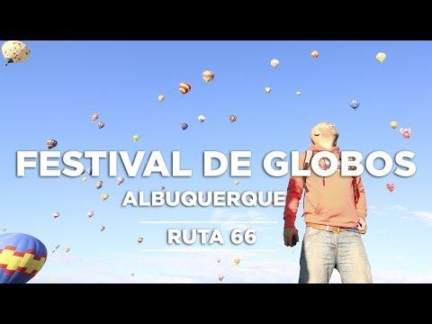 Festival de globos de Albuquerque | Ruta 66