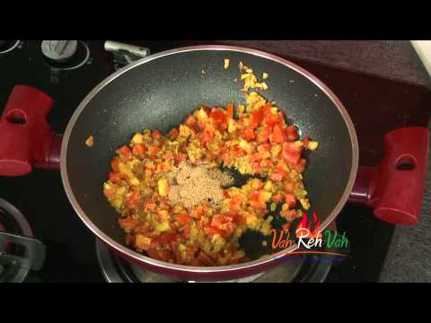Mushroom Fry - In Telugu