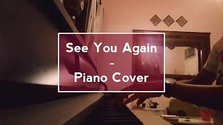 SEE YOU AGAIN || Wiz Khalifa Ft. Charlie Puth (Ost. Fast & Furious 7 Movie) [Nael Bagas Piano Cover]