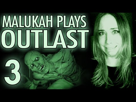 Malukah Plays Outlast Part 3