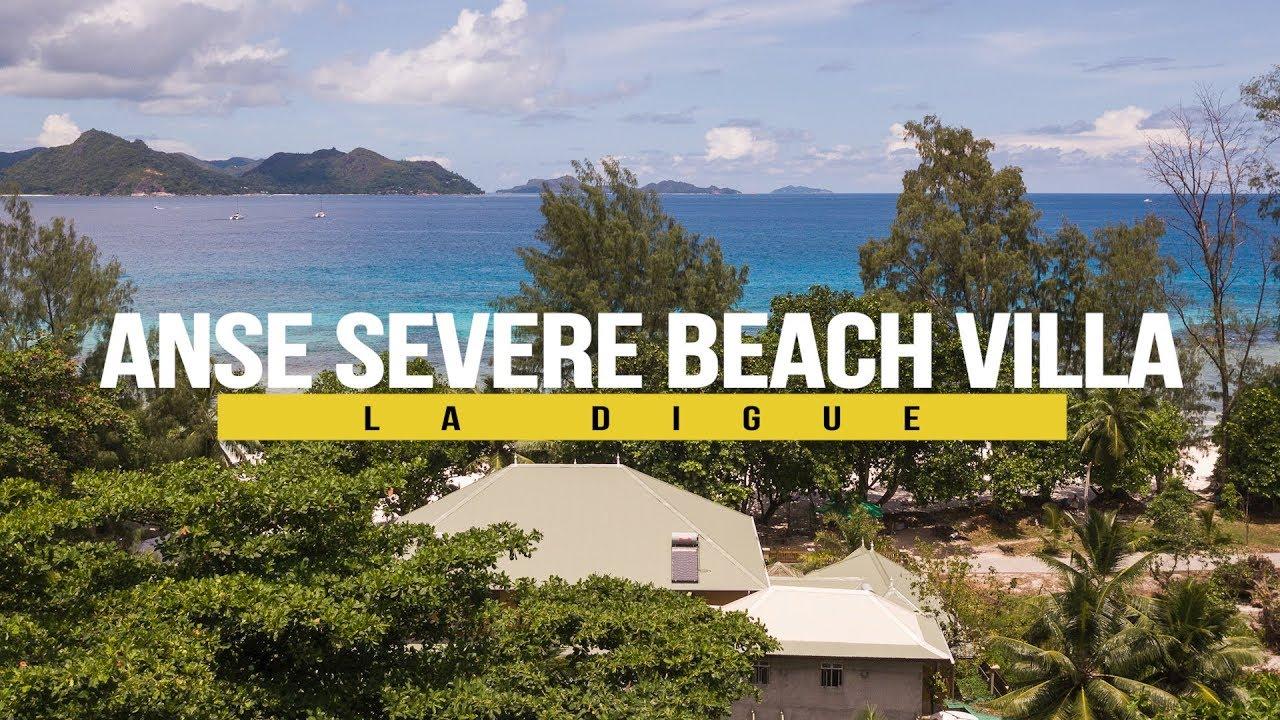 Anse Severe Beach Villa La Digue Music Jinni