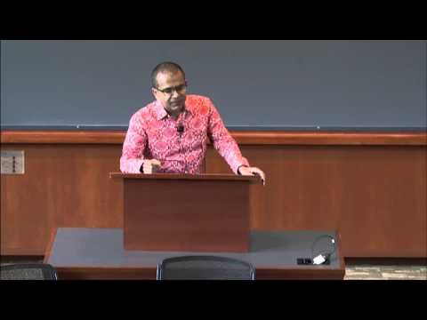 William Fisher, CopyrightX: Special Event - Literature, feat. Akhil Sharma and Ron Suskind