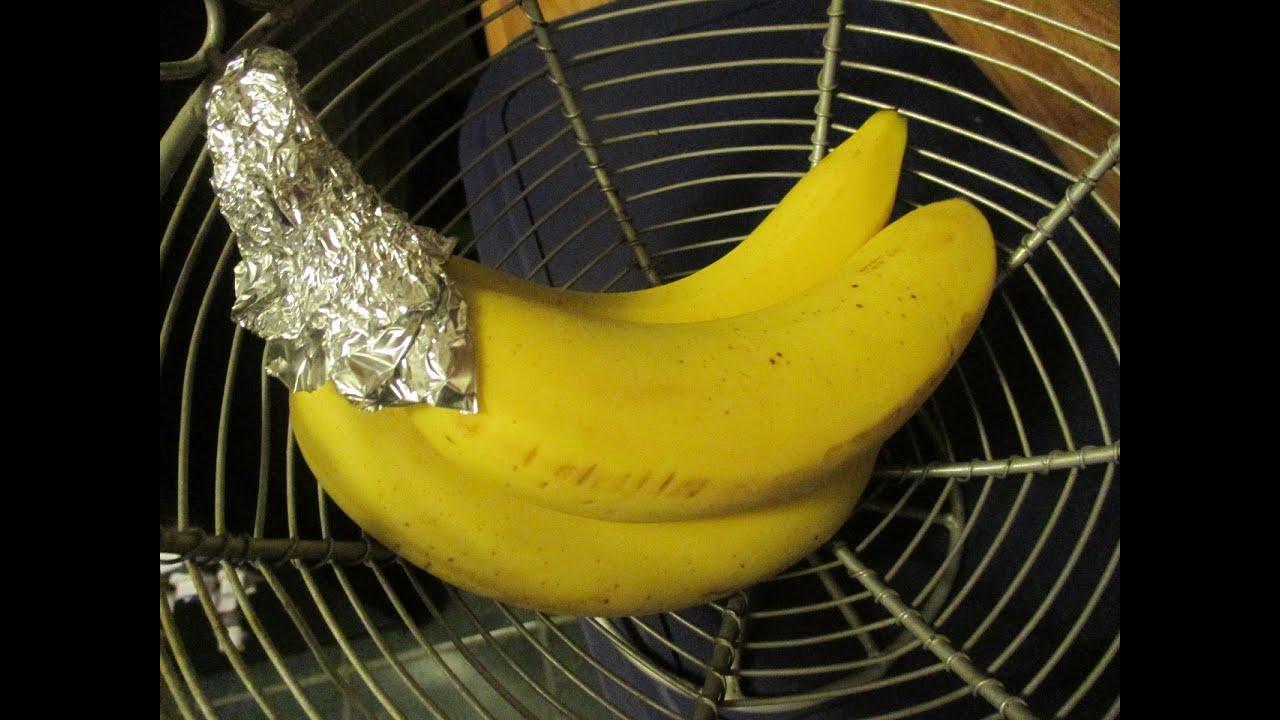how to keep bananas last longer