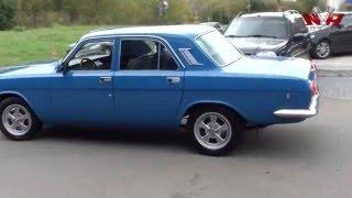 ГАЗ 24. Полная окраска с реставрацией