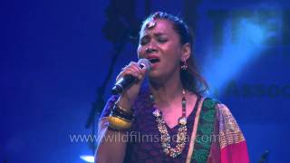 Mixture of classical Indian and Western music by Kalpana Patowory