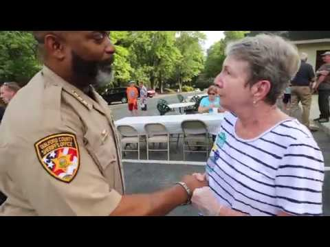 National Night Out 2019 Guilford County Sheriff's Office
