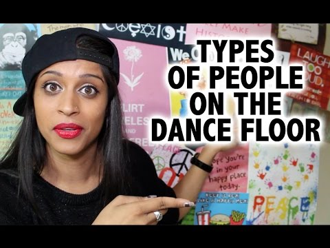 Types of People on the Dance Floor