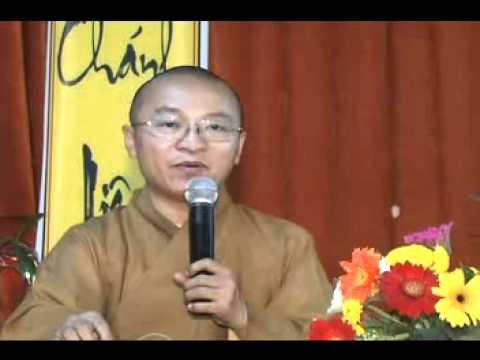 Kinh niệm Phật ba la mật 7: Niệm Phật và trì chú (Phần 1) (12/12/2008) Thích Nhật Từ