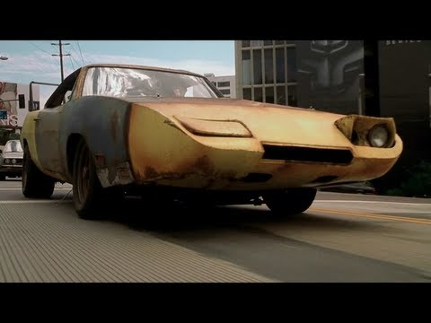 Mopars in the Movies - Joe Dirt - 1969 Dodge Charger Daytona