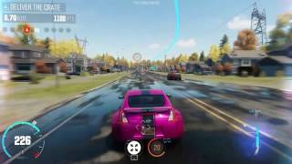 Delivering Gold Crates in a Street Spec Car (Casual Driving) - The Crew Calling All Units