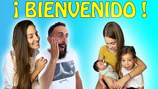 BIENVENIDO JULEN - POR FIN ESTÁ CON NOSOTROS MI HERMANITO JULEN - VIDEO EMOTIVO / El mundo de Indy