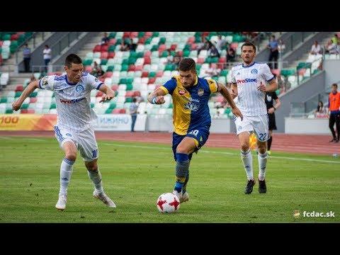 Dinamo Minsk - FC DAC 1904 4:1 (1:0)