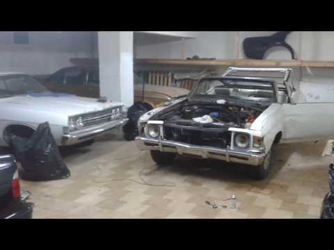 Chevrolet Chevelle 72 Restoration 1