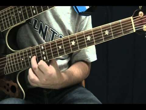 Guitar Lesson - Wanted Dead or Alive by Bon Jovi - How to Play ...