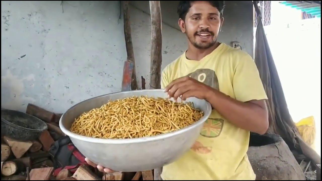 Ratlami Sev banane ka tarika  रतलामी सेव हलवाई का परफेक्ट तरीका