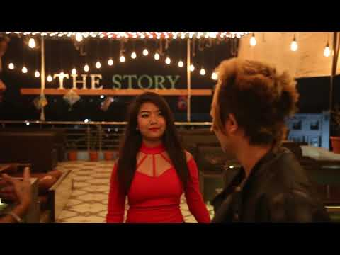 (Behind the scenes) Of Baby you are so beautiful || Ashh thapa