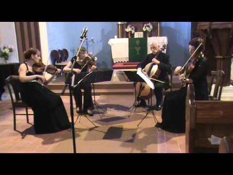 Bronius Kutavičius - String Quartet No.2  Anno cum tettigonia
