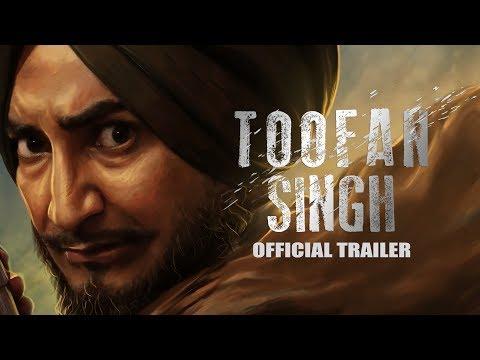 Toofan Singh (Official Trailer) | Ranjit...