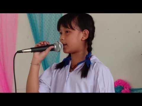 เพลงเรียงความเรื่องแม่จากนักเรียนชั้น ป.๔/๑ โรงเรียนวัดด่านทับตะโก