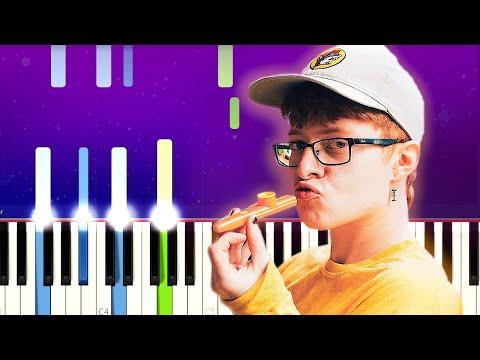 Cavetown - Devil Town (Piano tutorial)