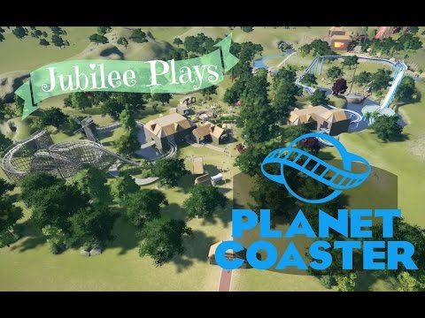 ASMR | Let's Play Planet Coaster! [soft spoken]