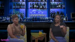 Drinks and Discussions ep 47 Black Girl Magic Bellini