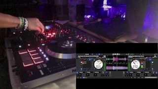 Numark NS7 II  - Trapstep 2013 MINIMIX - Jon Jon