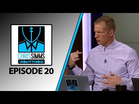 NFL Draft 2019: Full First Round Mock Draft | Chris Simms Unbuttoned (Ep. 20 FULL)
