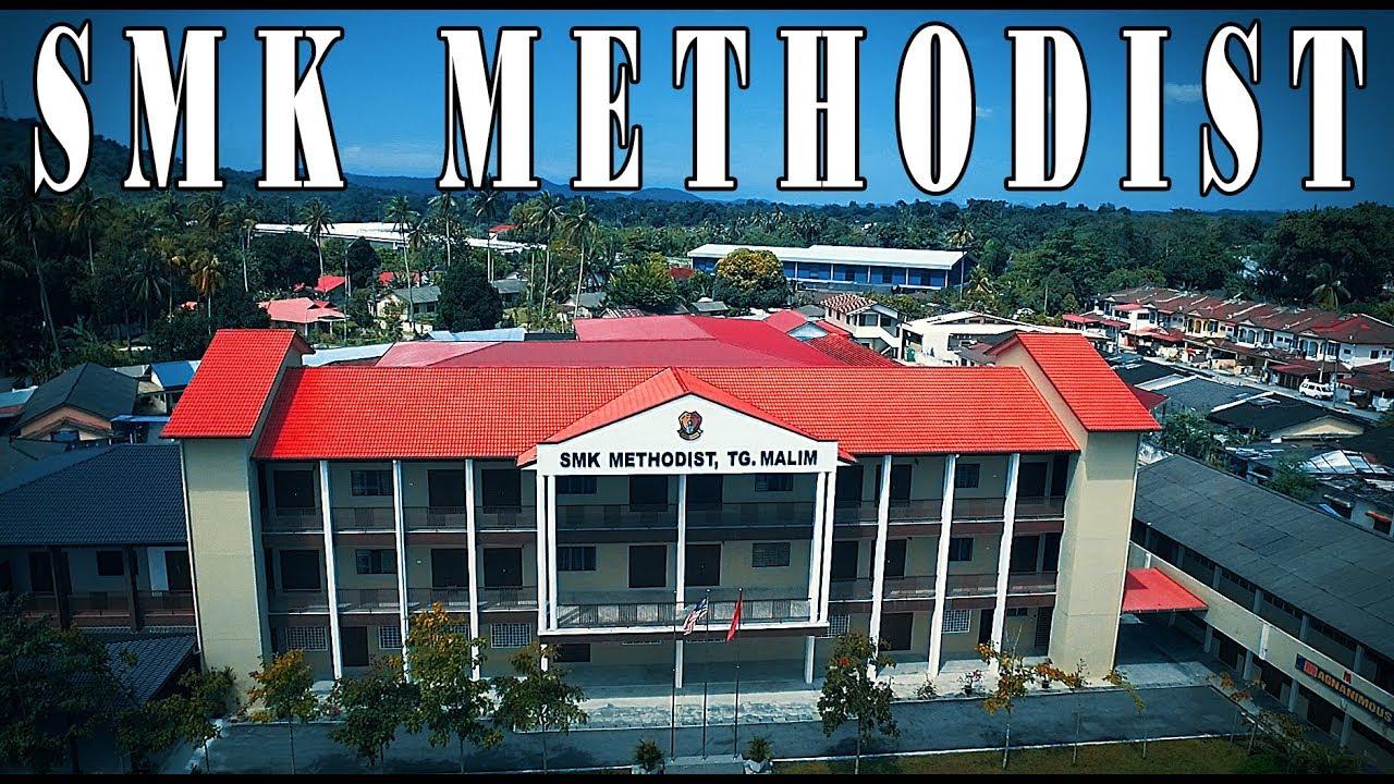 Drone Smk Methodist Tanjung Malim Youtube