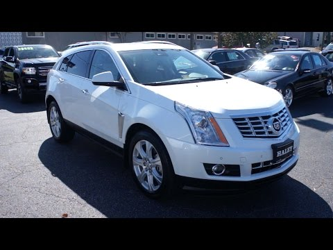 2016 Cadillac SRX 3.6 Walkaround, Start up, Tour and Overview