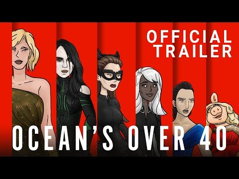 Ocean's Over 40 | Official Trailer