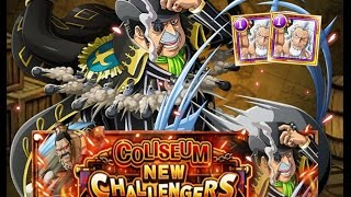 [OPTC] Chaos Coliseum: Capone 30 Stamina (3:28) - Double Rayeligh