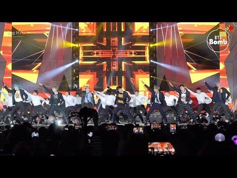 [BANGTAN BOMB] 'IDOL' Special Stage (BTS focus) @2019 서울가요대상 - BTS (방탄소년단)