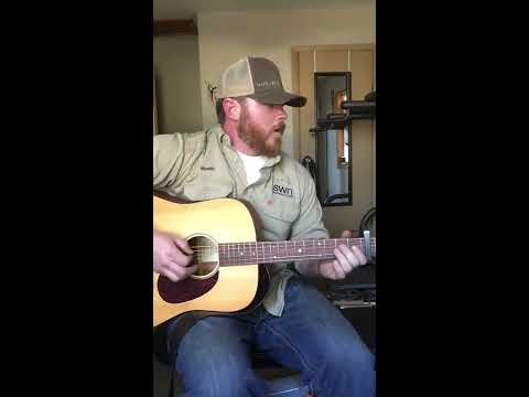 "Chris Stapleton's ""Either Way"" cover by Heath Sanders"