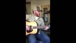 """Stapleton's """"Either Way"""" cover by Heath Sanders"""